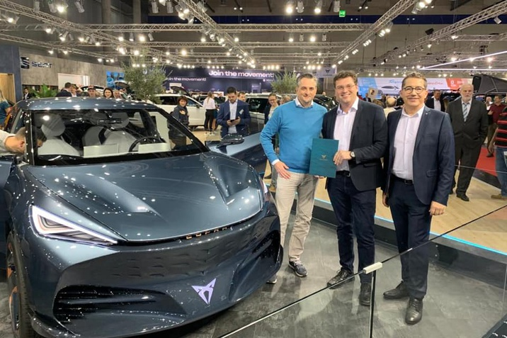 Cupra als neue Marke bei Lind Automobile