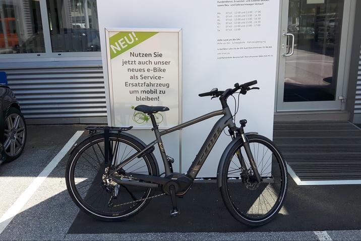Das neue e-Bike
